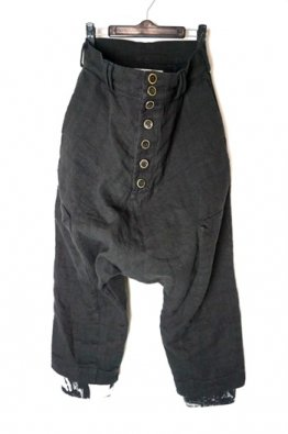 vital  Sarrouel Wide Layered Pants
