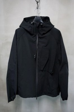 The Viridi-anne Water-repellent Stretch Mountain parka