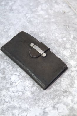 incarnation Calf Leather Wallet Long #4