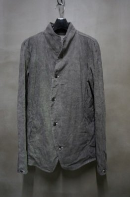 <img class='new_mark_img1' src='https://img.shop-pro.jp/img/new/icons23.gif' style='border:none;display:inline;margin:0px;padding:0px;width:auto;' />incarnation LINEN COTTON STRETCH BUTTON FRONT JACKET