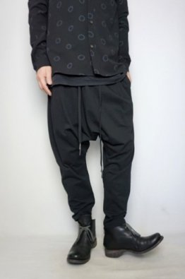 nude:masahiko maruyama Tuck Sarrouel Pants