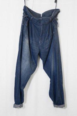 nude:masahiko maruyama 2Tuck Denim Pants