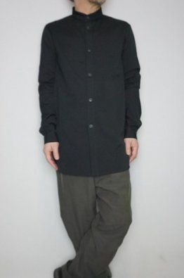 <img class='new_mark_img1' src='https://img.shop-pro.jp/img/new/icons23.gif' style='border:none;display:inline;margin:0px;padding:0px;width:auto;' />DEVOA Long Shirt Silk / Cotton