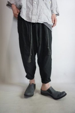 vital Low Crotch Taperd Pants
