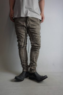 <img class='new_mark_img1' src='https://img.shop-pro.jp/img/new/icons23.gif' style='border:none;display:inline;margin:0px;padding:0px;width:auto;' />A.F ARTEFACT Dyed Stretch Curved Long Pants