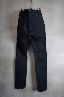 incarnation Cotton Stretch Long Darts Sarrouel Pants #3