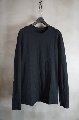 A.F ARTEFACT Cold Dyed Switching Long Top