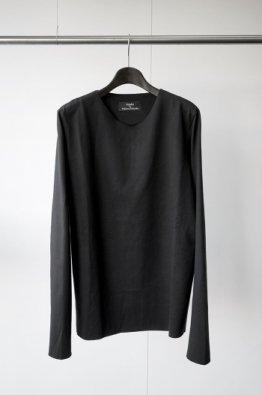 kujaku Sumire pullover Ver, round neck