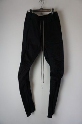A.F ARTEFACT Anatomical Fited Stretch Curved Long Pants