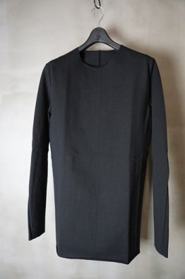 incarnation Cotton Elastic Carved Seam Long Sleeve Jersey