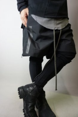 A.F ARTEFACT  Separate Layered Shorts Long Pants