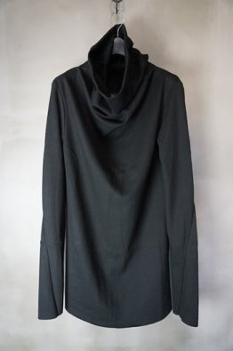 "A.F ARTEFACT ""THERMOLITE®""Drape High-Neck Top"