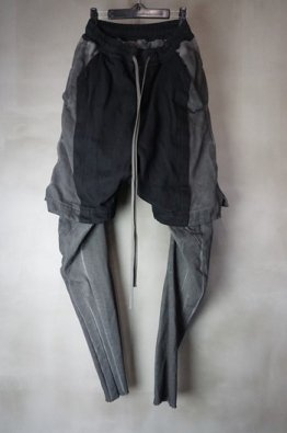 A.F ARTEFACT  Layered Long Pants