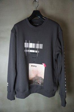 A.F ARTEFACT Print Type E Sweater Top