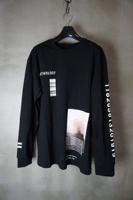 <img class='new_mark_img1' src='https://img.shop-pro.jp/img/new/icons8.gif' style='border:none;display:inline;margin:0px;padding:0px;width:auto;' />A.F ARTEFACT Print Type H Long Sleeve Top