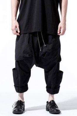 A.F ARTEFACT Wide Lowclotch Pants