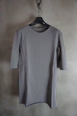 <img class='new_mark_img1' src='https://img.shop-pro.jp/img/new/icons8.gif' style='border:none;display:inline;margin:0px;padding:0px;width:auto;' />incarnation Cotton Elastic Darts Shoulder JC-1 Half Sleeves Jersey Over Rock Stich