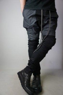 A.F ARTEFACT Combi Sarrouel Skinny Pants