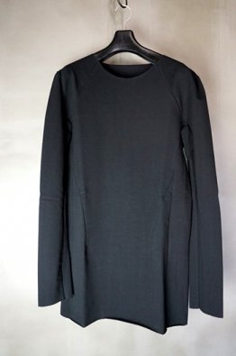 <img class='new_mark_img1' src='https://img.shop-pro.jp/img/new/icons8.gif' style='border:none;display:inline;margin:0px;padding:0px;width:auto;' />incarnation Cotton Elastic Darts Shoulder JC-1 Long Sleeves Jersey Over Rock Stich