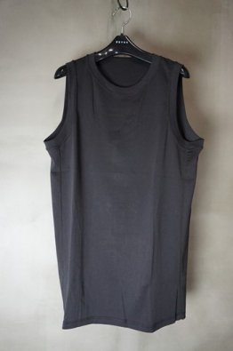 <img class='new_mark_img1' src='https://img.shop-pro.jp/img/new/icons8.gif' style='border:none;display:inline;margin:0px;padding:0px;width:auto;' />DEVOA Tank top SUVIN interlock jersey