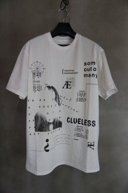 <img class='new_mark_img1' src='https://img.shop-pro.jp/img/new/icons8.gif' style='border:none;display:inline;margin:0px;padding:0px;width:auto;' />A.F ARTEFACT Print Type C T-Shirts