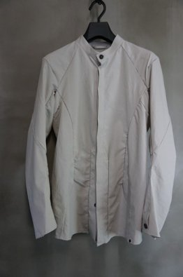 <img class='new_mark_img1' src='https://img.shop-pro.jp/img/new/icons8.gif' style='border:none;display:inline;margin:0px;padding:0px;width:auto;' />incarnation Stand Collar Shirt Unlined JS-1