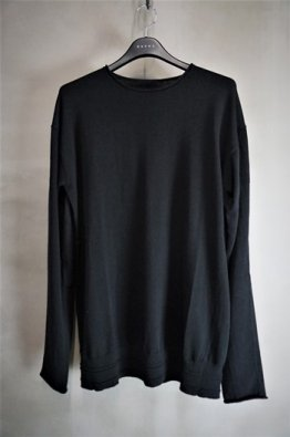 <img class='new_mark_img1' src='https://img.shop-pro.jp/img/new/icons8.gif' style='border:none;display:inline;margin:0px;padding:0px;width:auto;' />DEVOA Knit long sleeve CASHMERE / COTTON