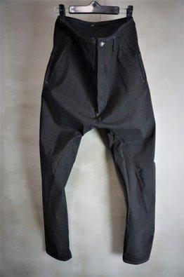 <img class='new_mark_img1' src='https://img.shop-pro.jp/img/new/icons8.gif' style='border:none;display:inline;margin:0px;padding:0px;width:auto;' />incarnation Cotton Nylon Stretch Long Darts Sarrouel Pants #3