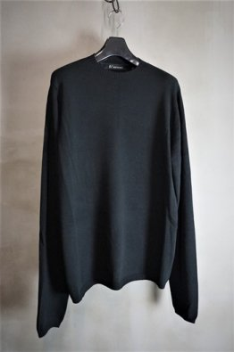 <img class='new_mark_img1' src='https://img.shop-pro.jp/img/new/icons8.gif' style='border:none;display:inline;margin:0px;padding:0px;width:auto;' />A.F ARTEFACT Cotton Knit Pullover