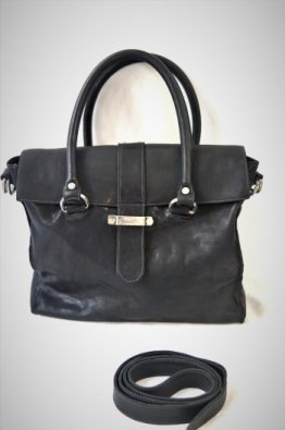 incarnation Calf Leather 2Way Shoulder M / Worker Small Unlined