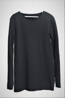 <img class='new_mark_img1' src='https://img.shop-pro.jp/img/new/icons8.gif' style='border:none;display:inline;margin:0px;padding:0px;width:auto;' />incarnation Cotton Sweat shirt Spiral Arm Long Sleeve