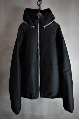A.F ARTEFACT Hooded Blouson with Batting