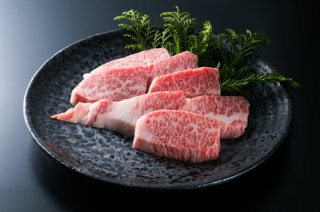 国産黒毛和牛 特選カルビ焼肉用 100g