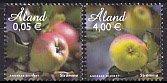 オーランド・りんご・切手・2011(2)