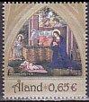 オーランドの切手・クリスマス・2013