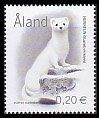 オーランドの切手・オコジョ・2004