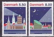デンマーク・ヨーロッパ切手・天文・2009(2)