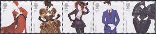 イギリスの切手・ファッション・2012(10)