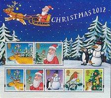イギリス・クリスマス・2012・S/S