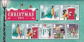 イギリス・クリスマス・2014・S/S