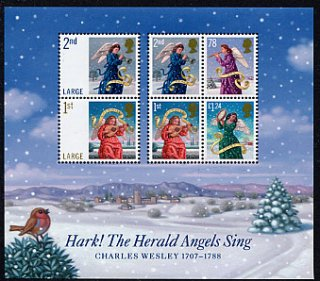 クリスマス・天使・2007