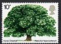 イギリスの切手・樹木・2次・1974