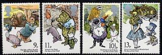 イギリスの切手・国際児童年・1979(4)