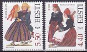 エストニア・民族衣装・2002(2)