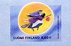 フィンランドの切手・イースター・2002(セルフ糊)