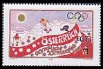 オーストリアの切手・クンプ・冬季オリンピック・2002