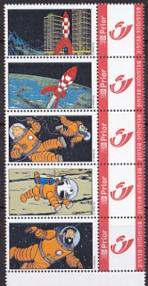 ベルギー・タンタンと宇宙旅行・2004(5)