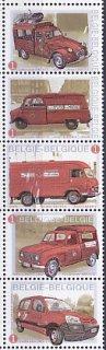 ベルギー・郵便車・2009(5)