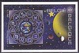 ベルギーの切手・星座・2011(セルフ糊)