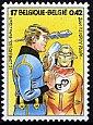 ベルギー・ジュニア郵政切手・2001